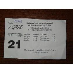 sada tesnení č.21 E514