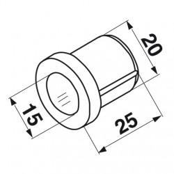 Púzdro PVC Vogel-noot 00468065