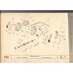 brzda ľavá-pravá E512