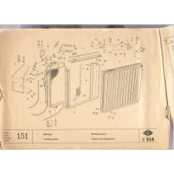 chladič E514