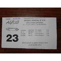 sada tesnení č.23 E514