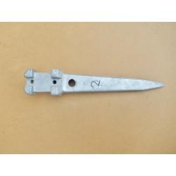 prst rovný K454 rozteč 50mm