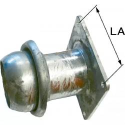"príruba ITAL trn 4"" d129mm"