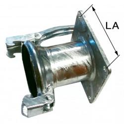 """príruba ITAL hák 5"""" b152mm"""