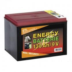 batéria suchá 9V 130Ah
