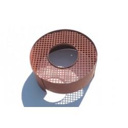 kryt ventilátora CAS11